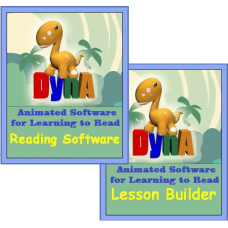 dynA Reading Software + Lesson Builder